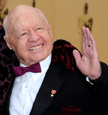 Mickey Rooney's attorneys have secured a restraining order to prevent his ...